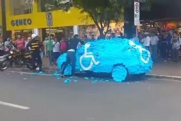 car post its