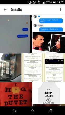 chat media
