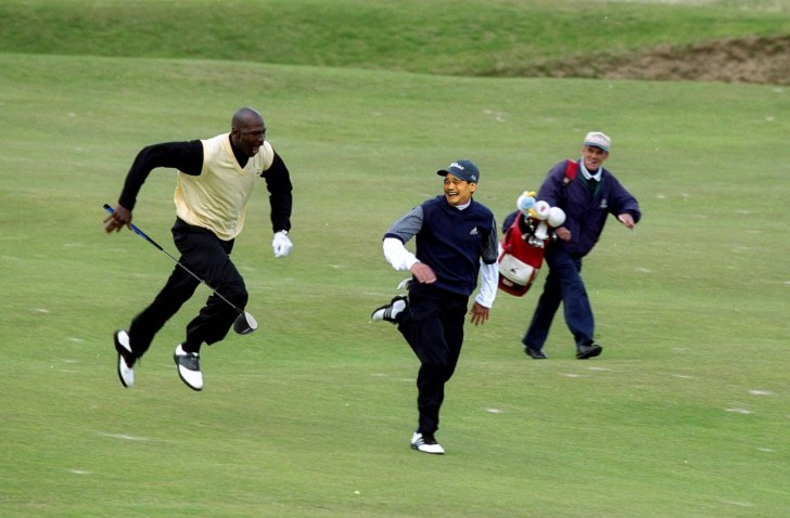 golf attack