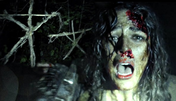 Callie Hernandez as Lisa Arlington in Blair Witch