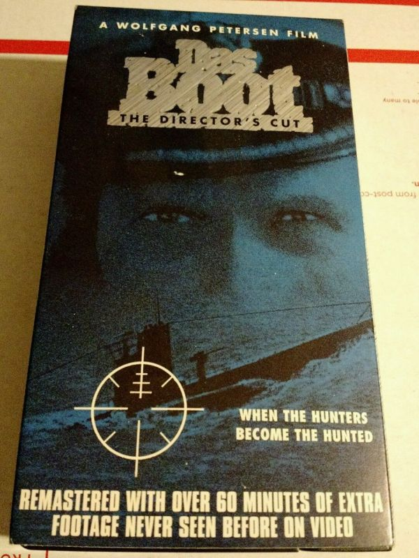 das-boot-the-directors-cut-vhs-1997