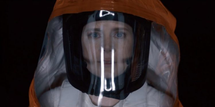Amy Adams is a massive germophobe and insists on wearing a Haz-mat suit both on and off set.
