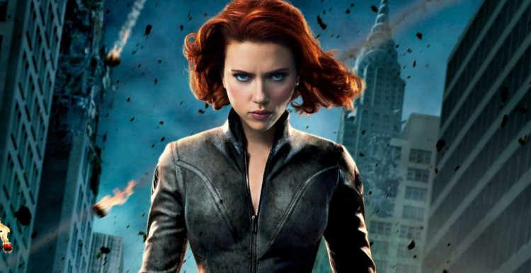 When not playing Bruce Banner's love interest ,Black Widow is actually a superhero.