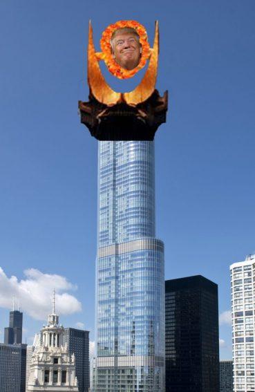 Trump-Hopkins Tower