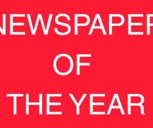 Newspaper Of The Year Smedias