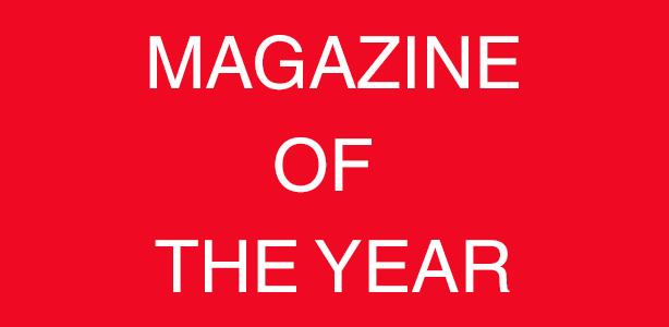 Magazine Of The Year Smedias