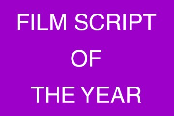 Film Script Of The Year