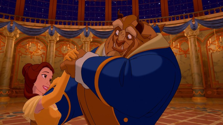 Beauty and The Beast, the original Disney animated film.