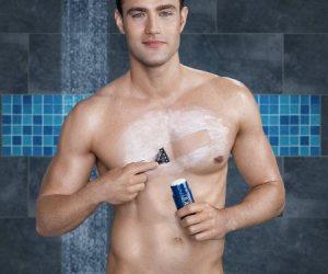 nivea for men shaving stick goodie back