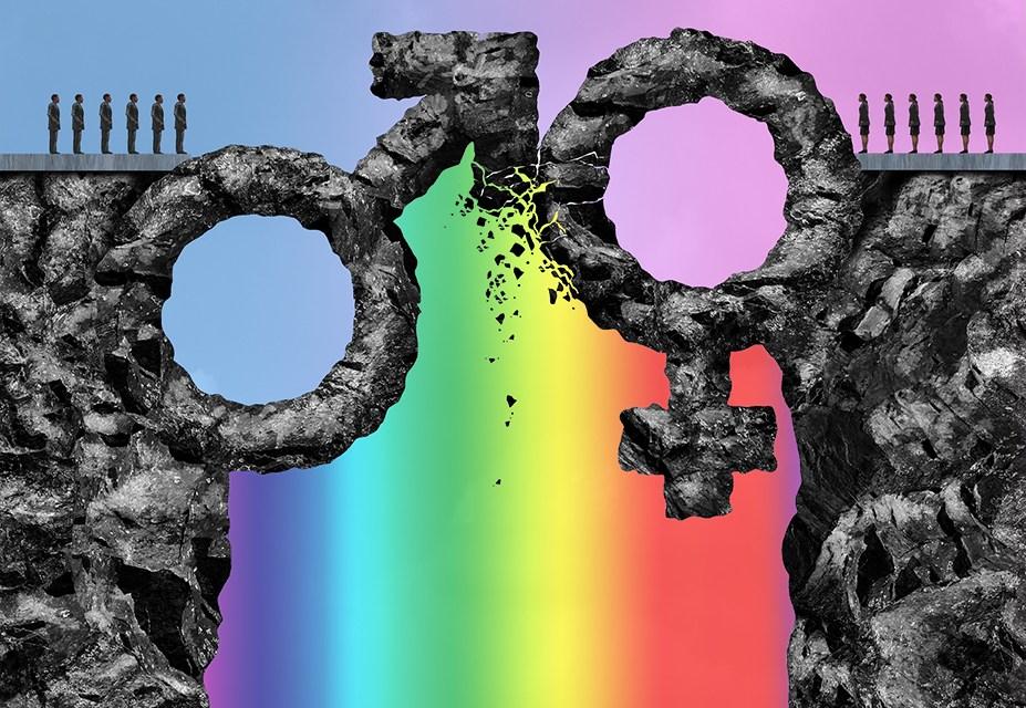 Det nye køns- og seksualitetsmatrix