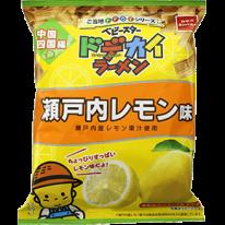 ベビースタードデカイラーメン(瀬戸内レモン味)