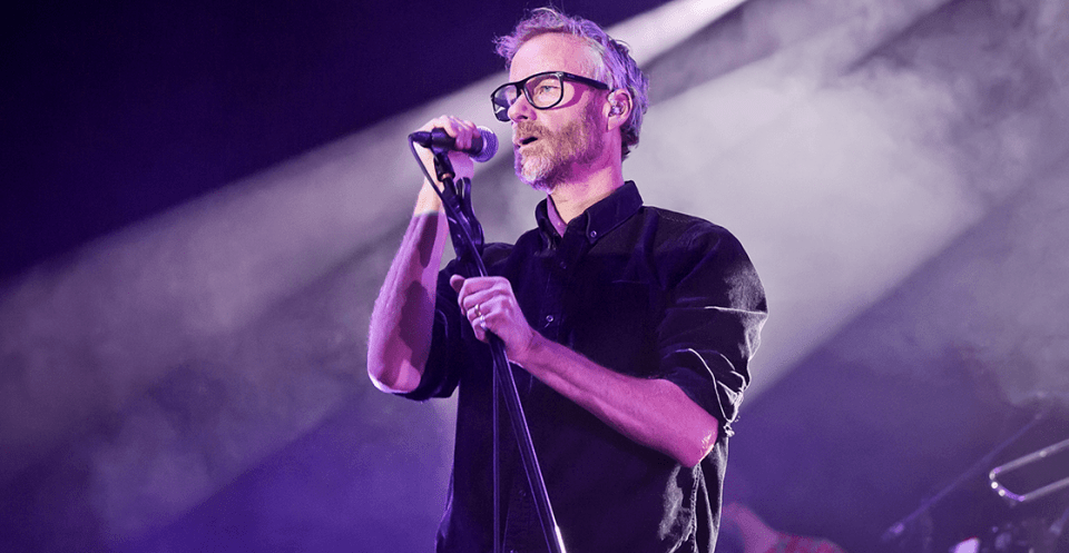 "Matt Berninger de The National lanza una rola más como solista llamada ""Distant Axis"""