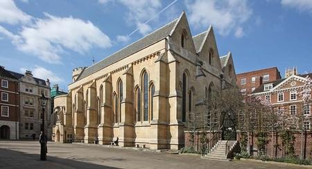 Temple Church Temple London Ec4