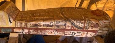 Un grupo de arqueólogos egipcios ha encontrado lo que puede ser una gran necrópolis al sur de El Cairo