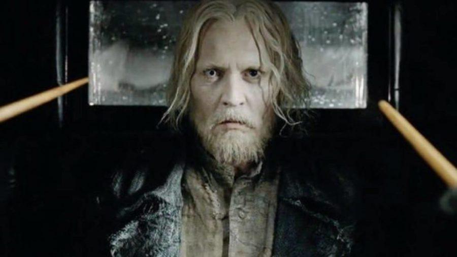 Johnny Depp Mads Mikkelsen Animales Fantásticos