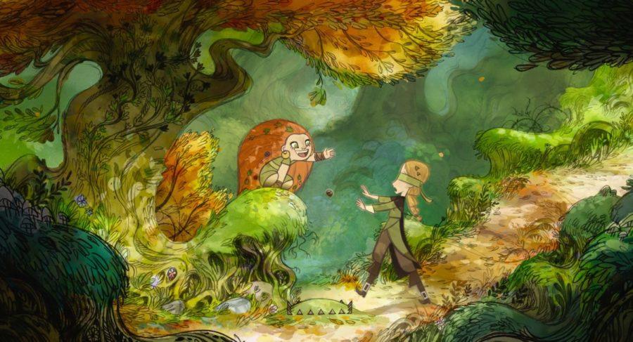 Wolfwalkers película animada apple tv