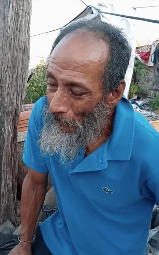 La historia de don Luis, sus perritos envenenados y una historia que tuvo un final feliz