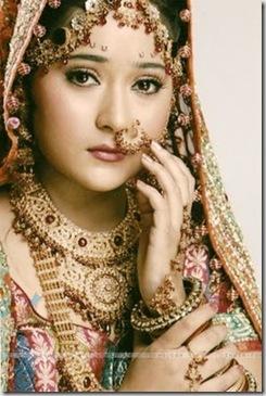 sara khan in Bg Boss 4