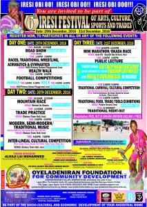 IRESI FEST 2016
