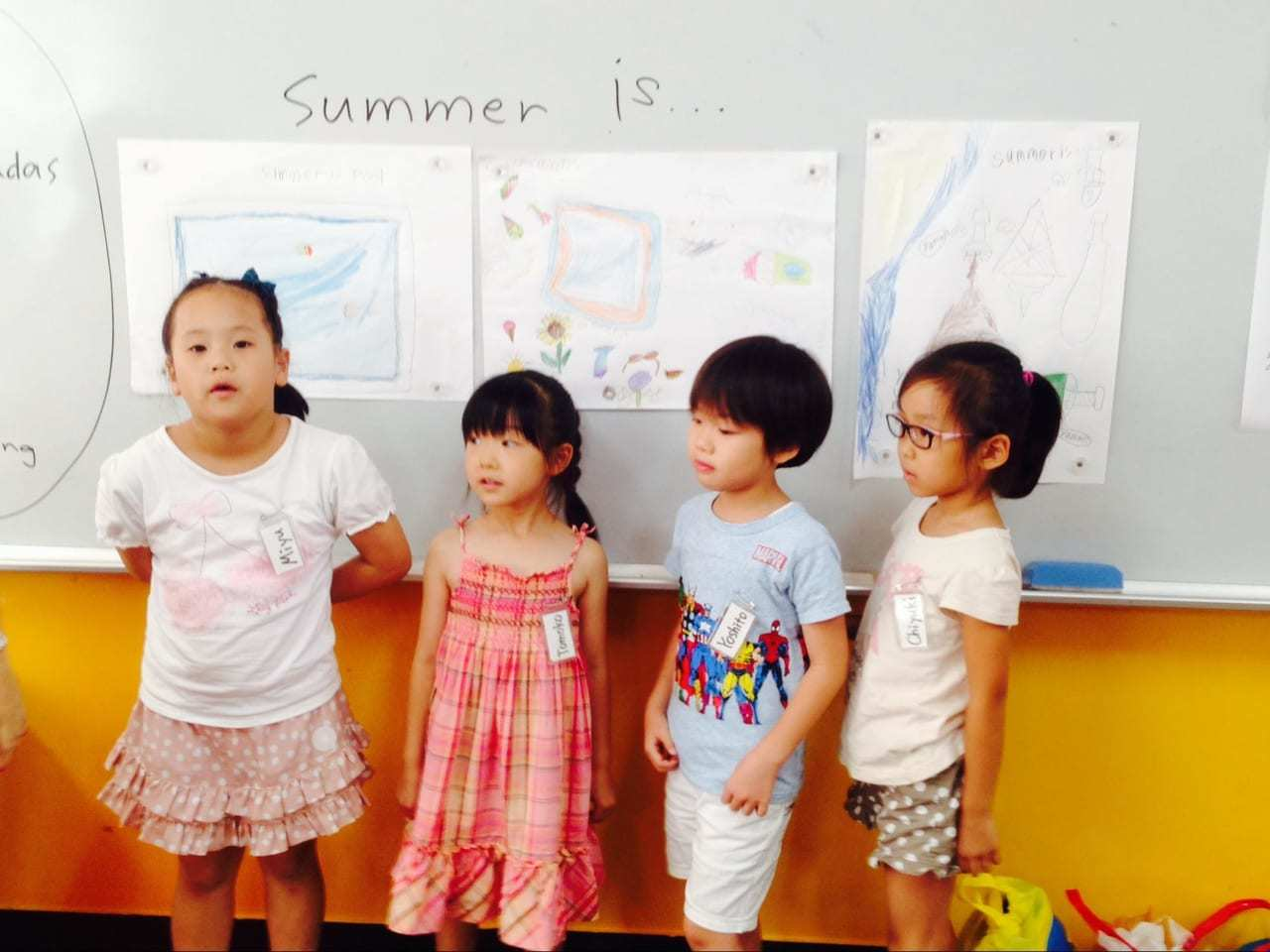 Summer Intensive Program