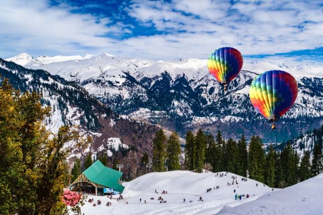 Kullu Manali- Nature's own playground – Guide: Best Places to Visit