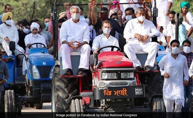 rahul gandhi kissna rally