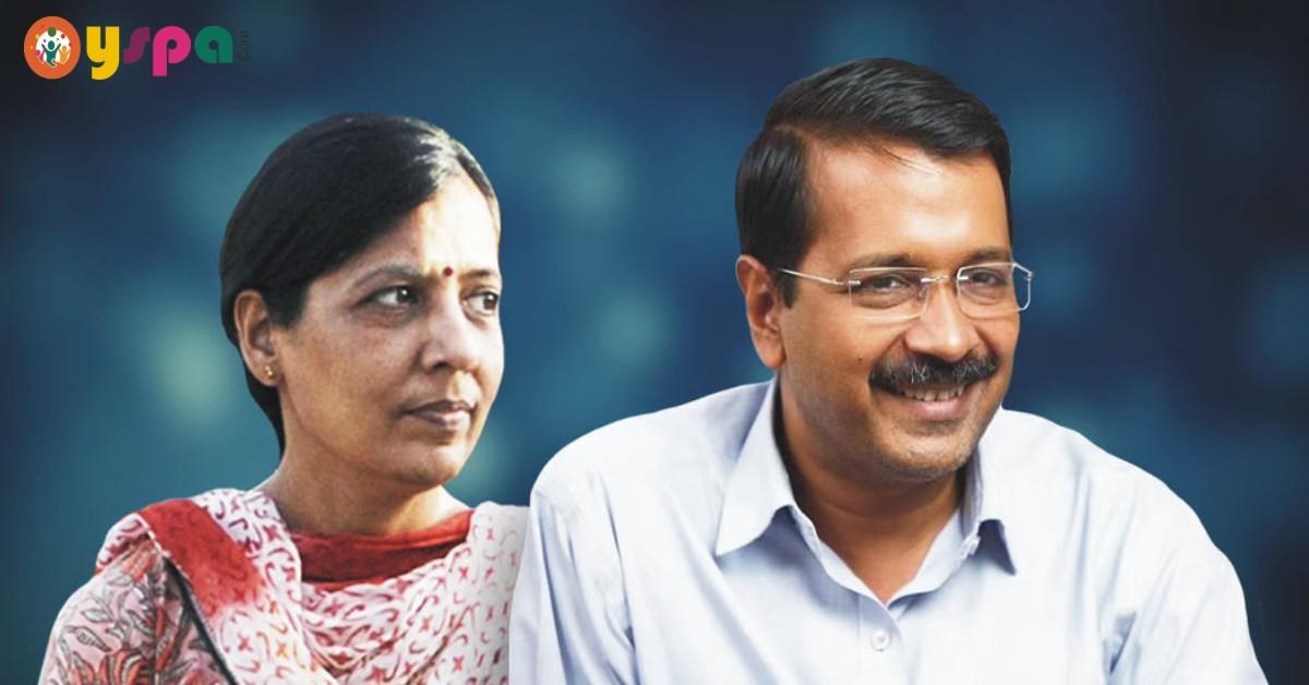 delhi-cms-wife-tested-positive-for-covid19-cm-arvind-kejriwal-quarantines-himself