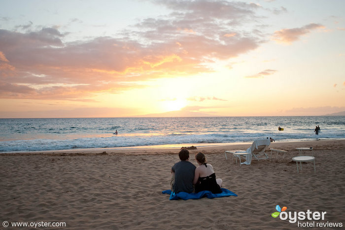 Beach at the Fairmont Kea Lani, one of the best destination wedding hotels in Maui