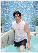 Cropped pool photo from Aqua Hotel's website