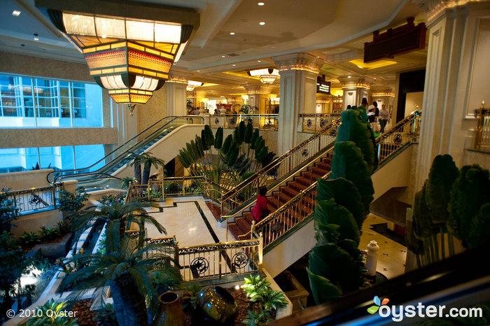 Stairs at Mandalay Bay Resort & Casino