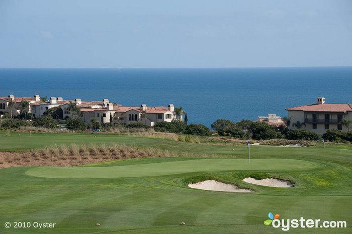 Golf at Terranea Resort