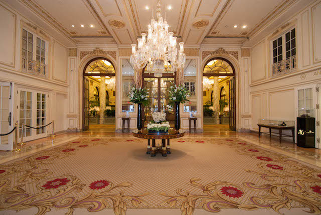 Lobby at The Plaza/Oyster