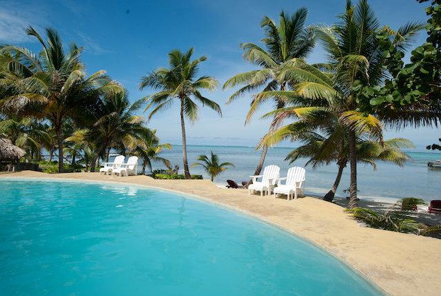 Portofino Beach Resort, Belize/Oyster
