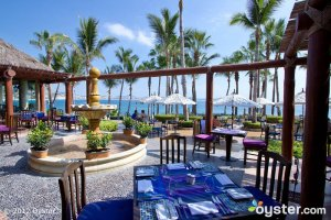 Agua restaurant at the One & Only Palmilla Resort -- Los Cabos