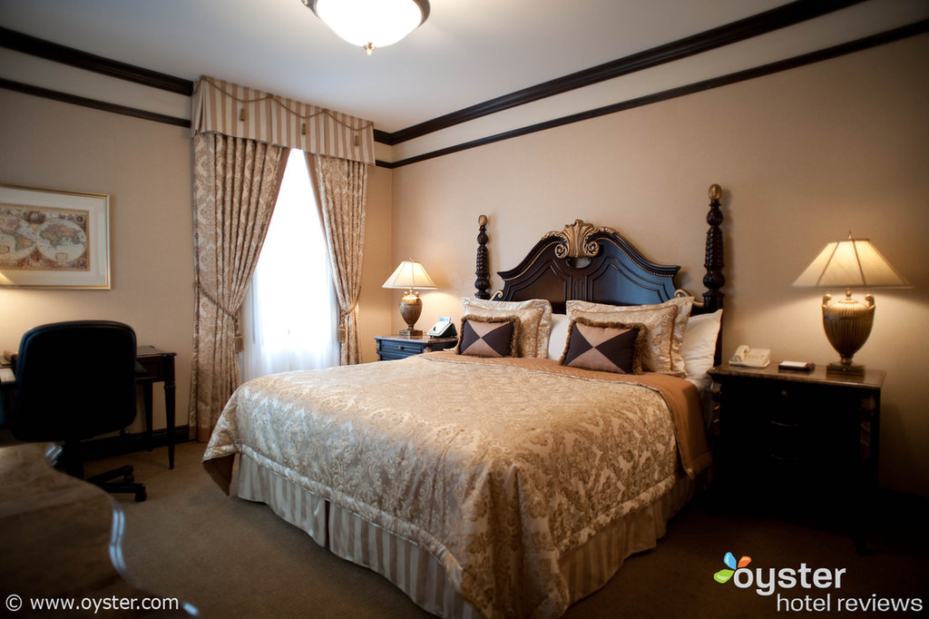 The Lucerne, Superior Room