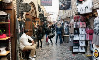 Camden Stables Market. Credit: JKristoffersson/istockphoto