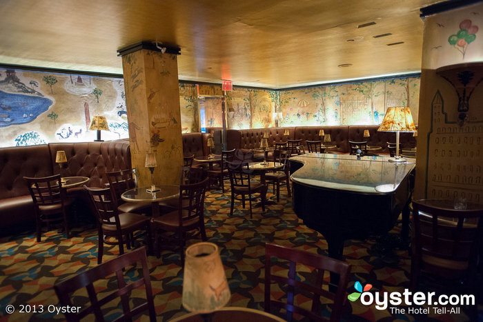 Bemelmans Bar at The Carlyle, A Rosewood Hotel