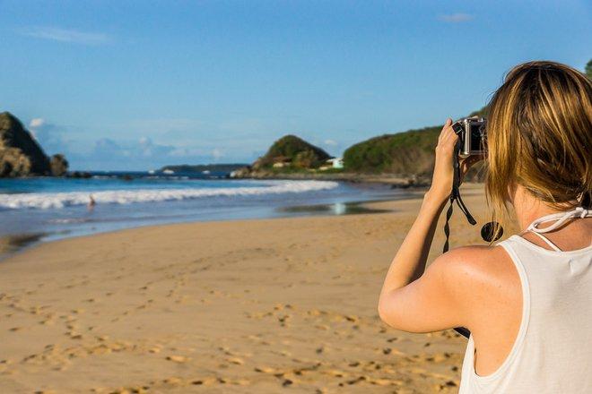 Our hotel expert on Fernando de Noronha Conceição Beach: Courtesy of Embratur - Photographer Andre Maceira