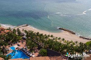 Aerial View from Fiesta Americana Puerto Vallarta/Oyster