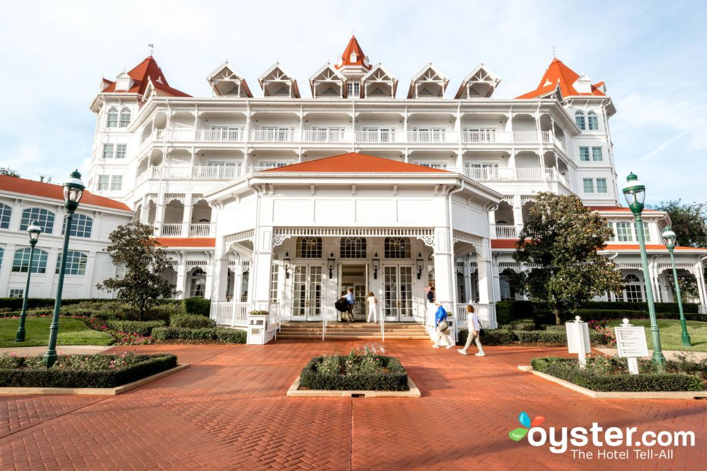 Grounds at Disney's Grand Floridian Resort & Spa/Oyster