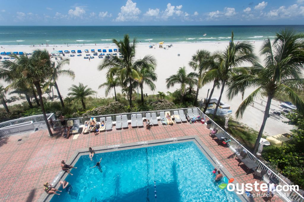 Grand Plaza Beach Hotel St Pete Beach Florida Review What To Really Expect If You Stay