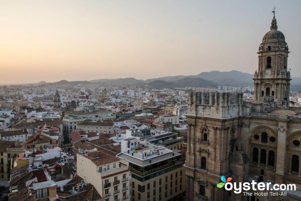 Malaga, Spain.