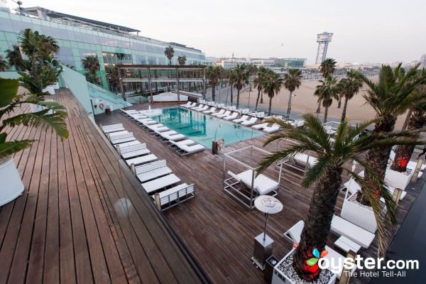 W Barcelona Detailed Review, Photos & Rates (2019 ...