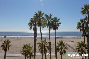 Beach at Hotel Casa del Mar
