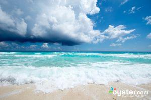 Beach at Marriott Cancun Resort