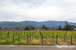 Vineyard View Spa at Harvest Inn, St. Helena