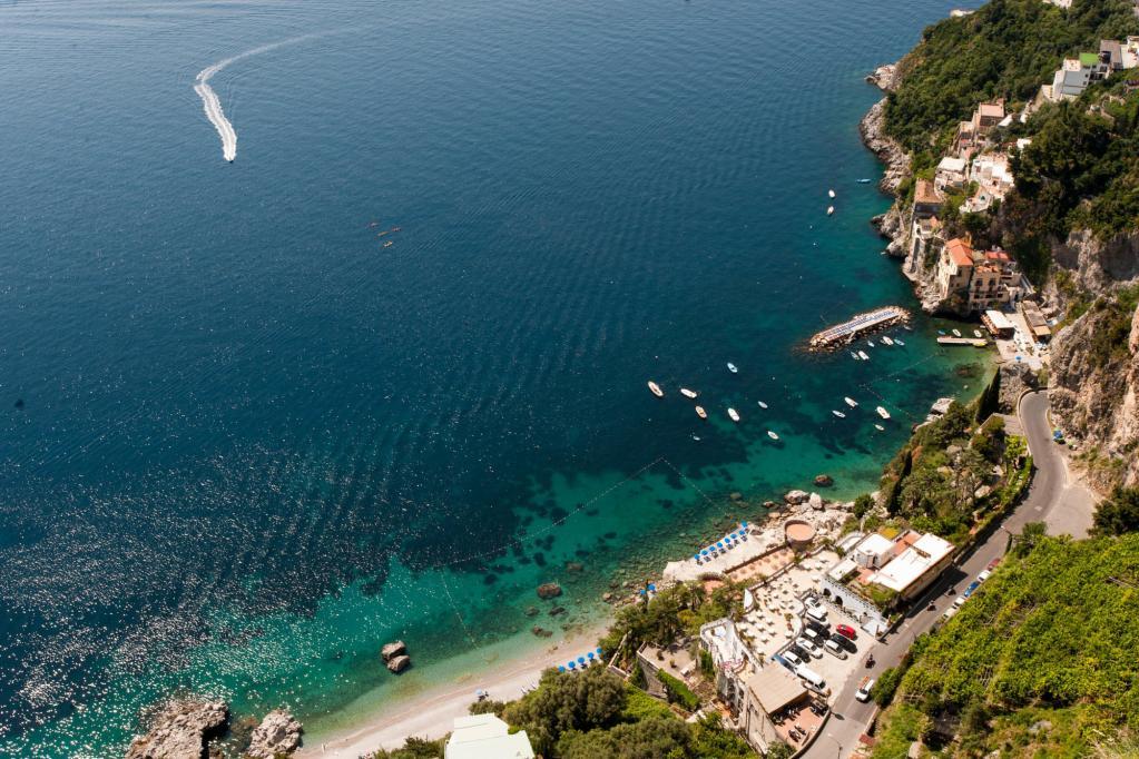 Monastero Santa Rosa Hotel & Spa, Conca dei Marini, Italy