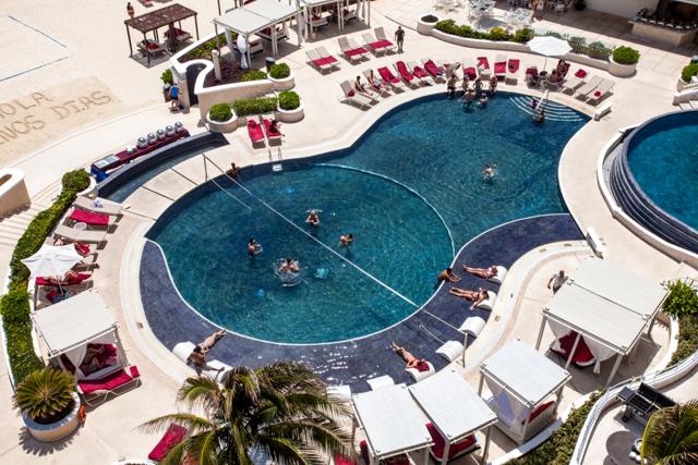 Sandos Cancun Luxury Experience Resort/Oyster