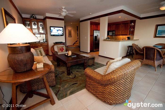 Un condo de luxe privé à Whalers Cove; Kauai, HI