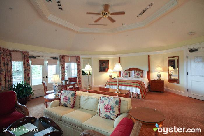 Une suite au Four Seasons Lanai, The Lodge at Koele; Big Island, HI